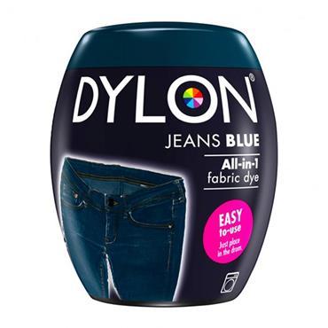 DYLON POD JEANS BLUE MACHINE DYE 35