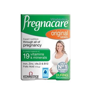 VITABIOTICS PREGNACARE CAPS 30S