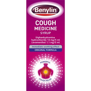 BENYLIN COUGH MEDICINE ORIGINAL FOR