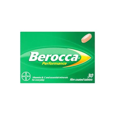 BEROCCA PLUS TABLETS