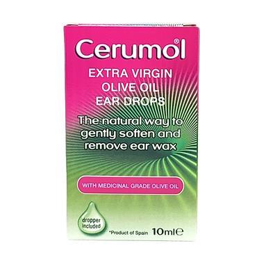 CERUMOL EAR DROPS W/OLIVE OIL