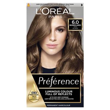 LOREAL PREFERENCE BUENOS AIRES 6.0 DARK BLONDE