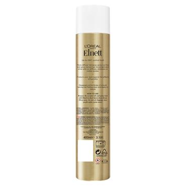 LOREAL ELNETT NORMAL HOLD 400ML