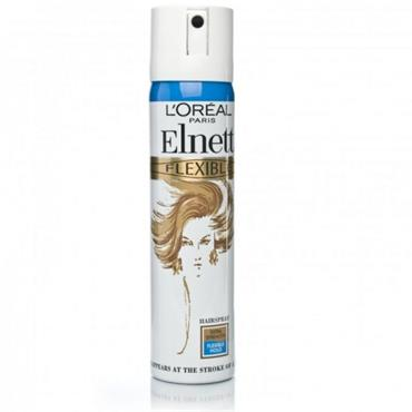 ELNETT HAIRSPRAY FLEXIBLE HOLD 200ML