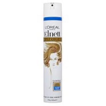 LOREAL ELNETT FLEX HOLD 400ML