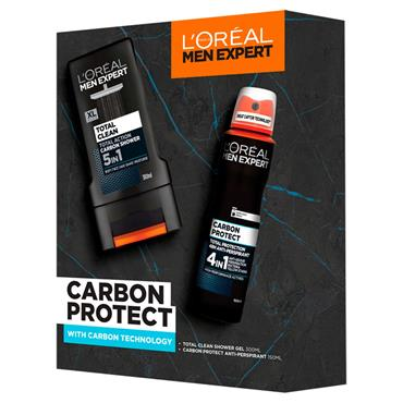 LOREAL SET CARBON PROTECT
