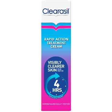 CLEARASIL ULTRA RAPID ACTION TREATMENT
