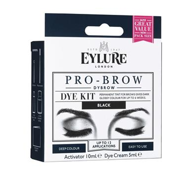 EYLURE DYBROW TINT BLACK