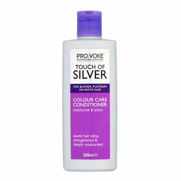 PROVOKE TOUCH OF SILVER COLOUR CARE