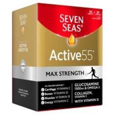 SEVEN SEAS ACTIVE 55 MAX STRENGTH
