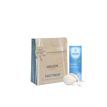 WELEDA FEET TREAT GIFT SET