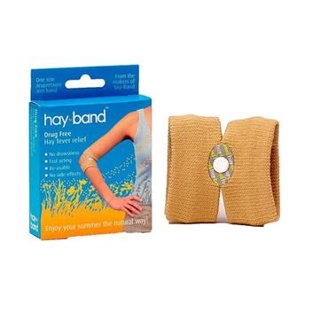 HAY-BAND ALLERGY RELIEF