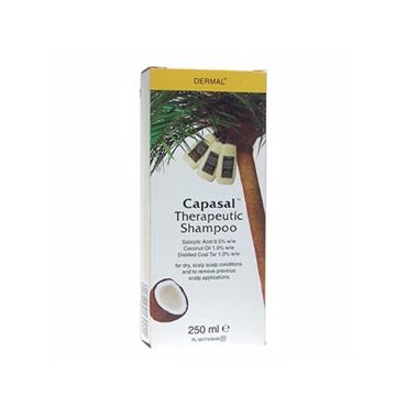 CAPASAL THERAPEUTIC SHAMPOO 250ML