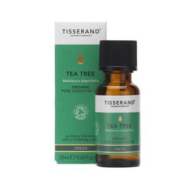 TISSERAND ESSENTIAL OIL TEA TREE ORGANIC 20ML