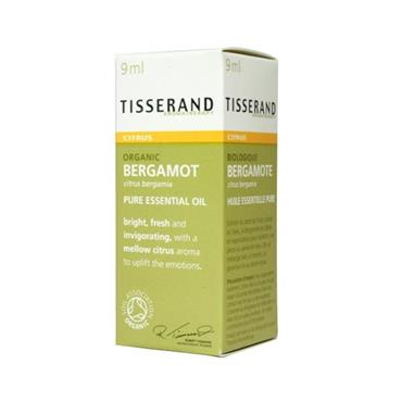TISSERAND PURE ESSENTIAL OIL BERGAMOT