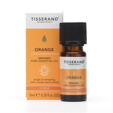 TISSERAND PURE ESSENTIAL OIL ORANGE 9ML