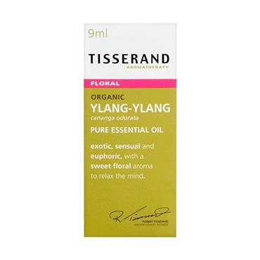 TISSERAND PURE ESSENTIAL OIL YLANG YLANG