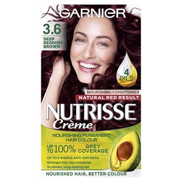 GARNIER NUTRISSE 3.6 DEEP REDDISH B
