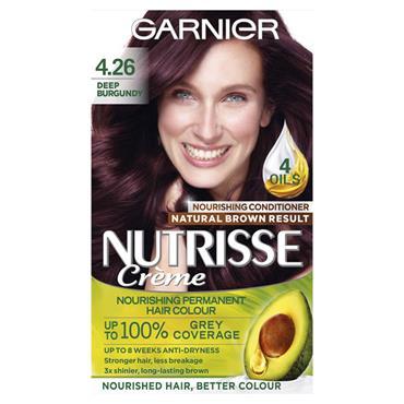 GARNIER NUTRISSE 4.26 DEEP BURGANDY