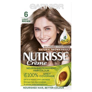 GARNIER NUTRISSE 6 LIGHT BROWN
