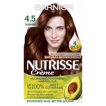 GARNIER NUTRISSE 4.5 AUBURN