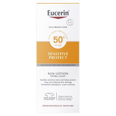 EUCERIN SUN LOTION EXTRA LIGHT SPF5
