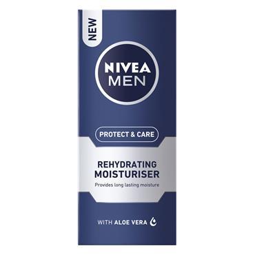NIVEA MEN REHYDRATING MOISTURISER