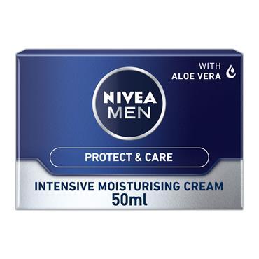 NIVEA FOR MEN INTENSIVE MOISTURISING 50ML CREAM