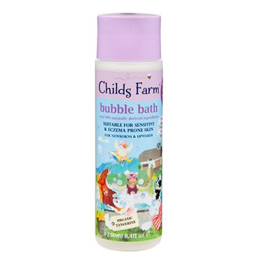CHILDS FARM BUBBLE BATH TANGERINE