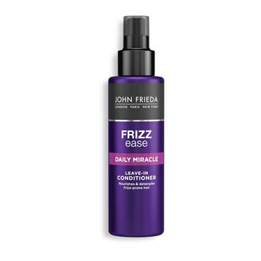 JOHN FRIEDA FRIZZ EASE LEAVE IN CONDITIONER