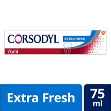 CORSODYL EXTRA FRESH TOOTHPASTE