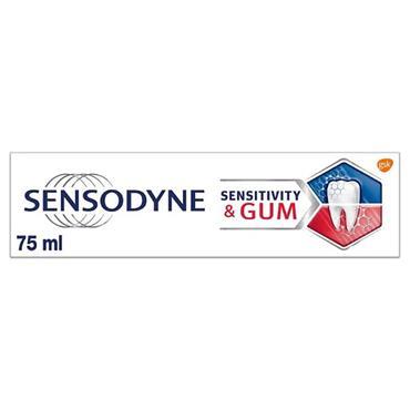 SENSODYNE SENSITIVITY AND GUM