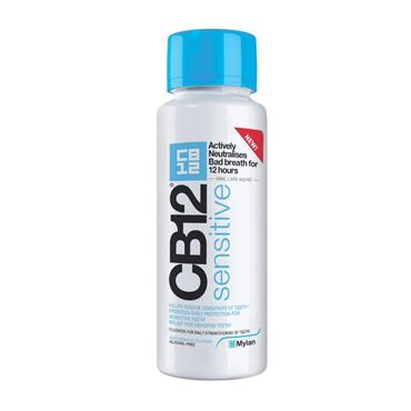 CB12 SENSITIVE MOUTHWASH