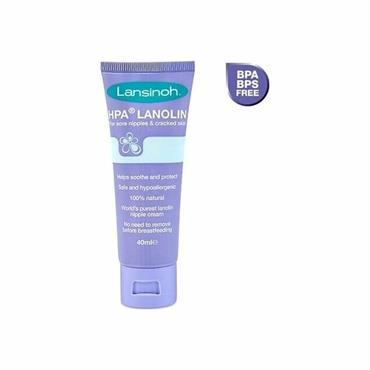 LANSINOH LANOLIN NIPPLE CREAM