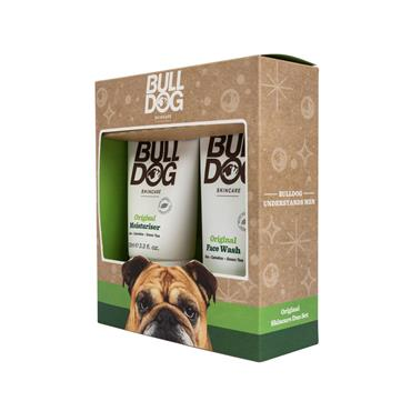 BULLDOG XMAS SET ORIGINAL