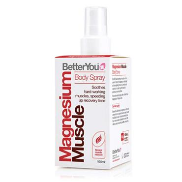 BETTER YOUI MAGNESIUM MUSCLE BODY S