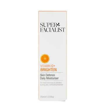 SUPER FACIALIST VITAMIN C+BRIGHTEN DAILY MOISTURISER 75ML