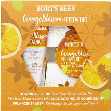B B ORANGE/PISTACHIO LIP & HAND KIT