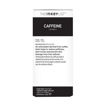 THE INKEY LIST CAFFEINE EYE