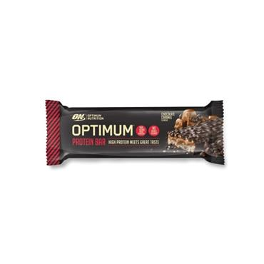 OPTIMUM NUTRITION PROTEIN BAR CHOC CARAMEL 60G