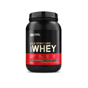 OPTIMUM  NUTRITION GOLD WHEY CHOCO