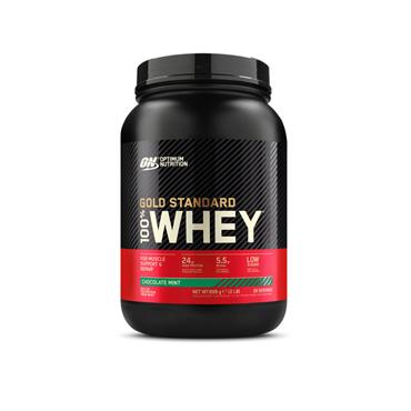 OPTIMUM NUTRITION GOLD STANDARD WHEY CHOCOLATE MINT 899G
