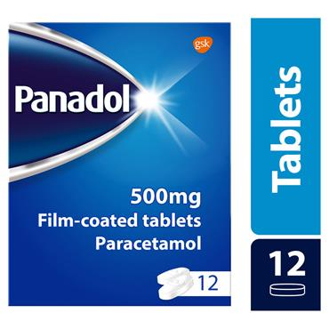 PANADOL BASE TABLETS 12S