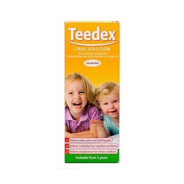 TEEDEX ORAL SOLUTION