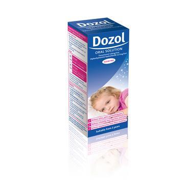 DOZOL ORAL SOLUTION