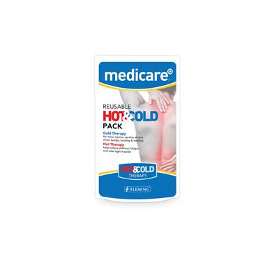 MEDICARE REUSABLE HOT COLD PACK MD6