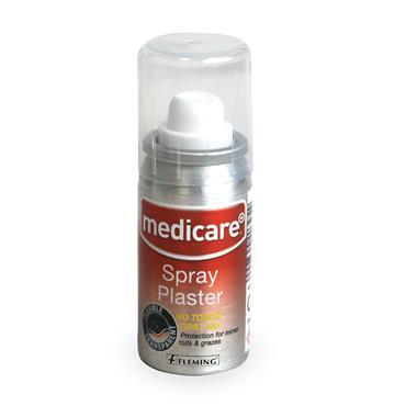 MEDICARE SPRAY PLASTER 32.5ML