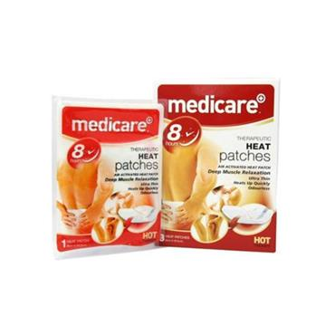 MEDICARE THERAPEUTIC HEAT PATCHES