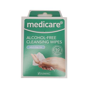 MEDICARE ALCOHOL FREE WIPES