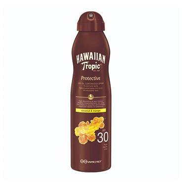 HAWAIIAN TROPIC 30SPF COCONUT/MANGO SPRAY